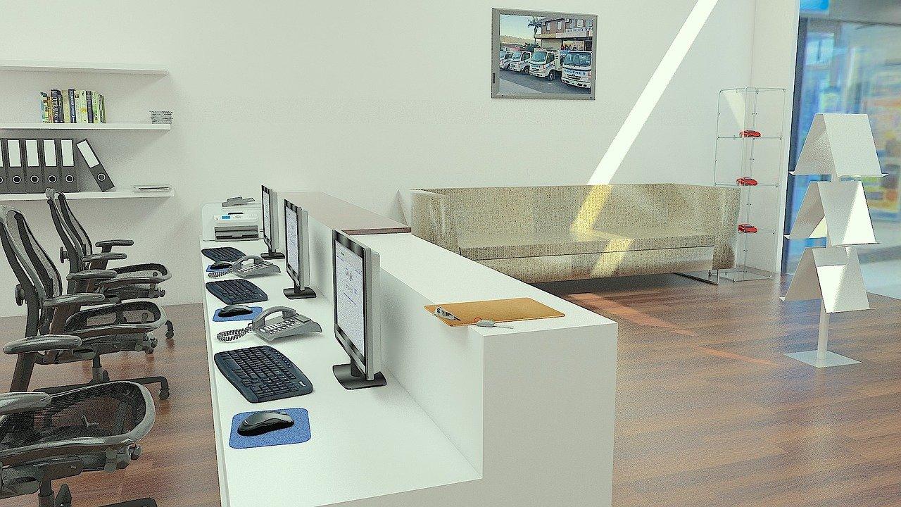 Obrazy na płótnie do pomieszczeń biurowych